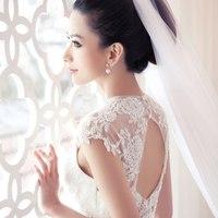 пишні весільні сукні з фатіну 02456a5203dc6