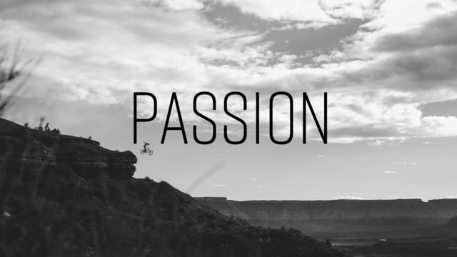 Passion - A Freeride Mountain Bike Documentary