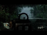 Battlefield Bad Company 2 Xbox 360 Single Player Gameplay Footage