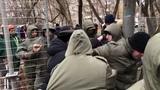 ЧОП вышвыривает жителей Кунцево | Москва