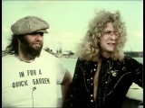 Boating Down the Thames (interview with Robert Plant &amp Peter Grant)