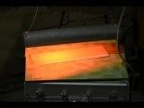 ИК полимеризация порошковой краски
