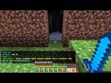 Minecraft 1.4.7 Сетевая игра сервер SparkCraft часть 4 Лагающий сервер!