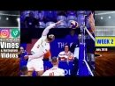 Best Volleyball Vines of July 2018. WEEK 2.