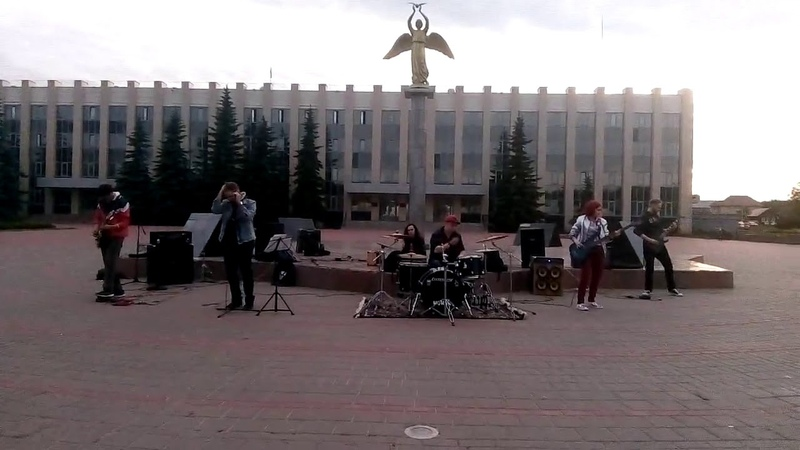 Андромеда - Успокойся (Live 11.06.2018)