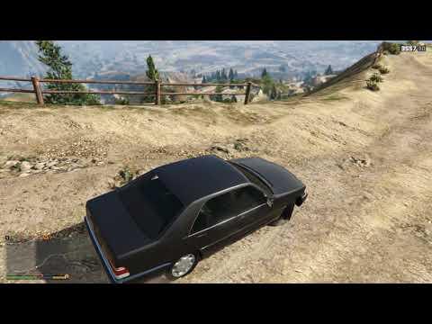 Grand Theft Auto V: ԵՍ ԱՎՏՈԻ ՊԵՍ ԱՎՏՈ ՉԿԱ / Mercedes s600 (MOD GTA5)