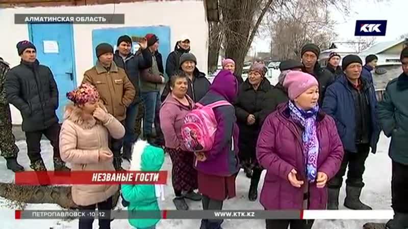 Бесстрашные домушники пугают жителей села Енбек