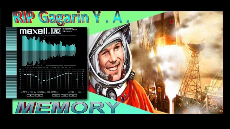 Gagarin Mix memory RIP