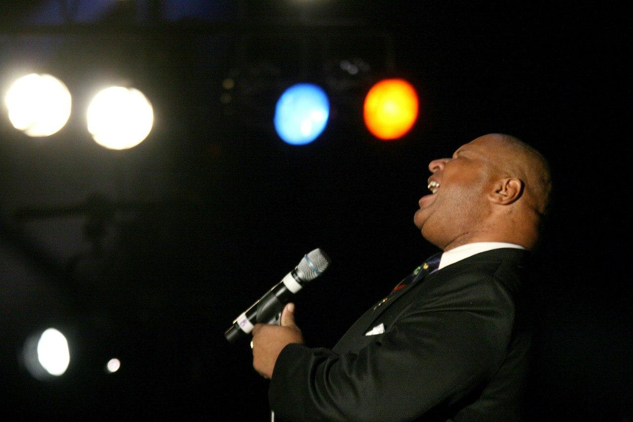 Ray Brown Jr. єдиний концерт у Києві