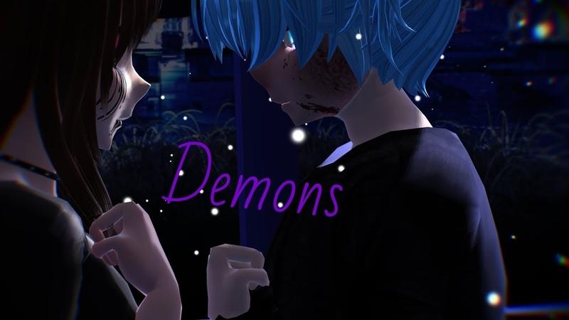 [MMD] Demons (Haruka/Sally) Sally Face
