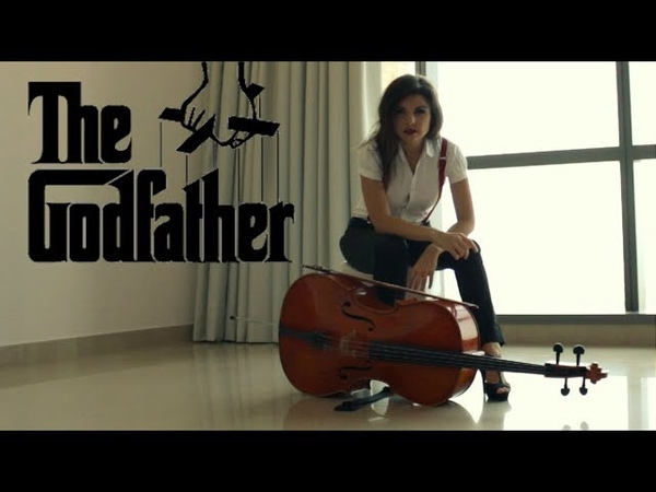 THE GODFATHER Theme | CELLO COVER