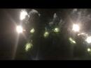 Салют на открытие летнего сезона в Архипо-Осиповке 2018