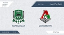 ALF. Russia. Premier League. Day 21. Krasnodar - Lokomotiv.