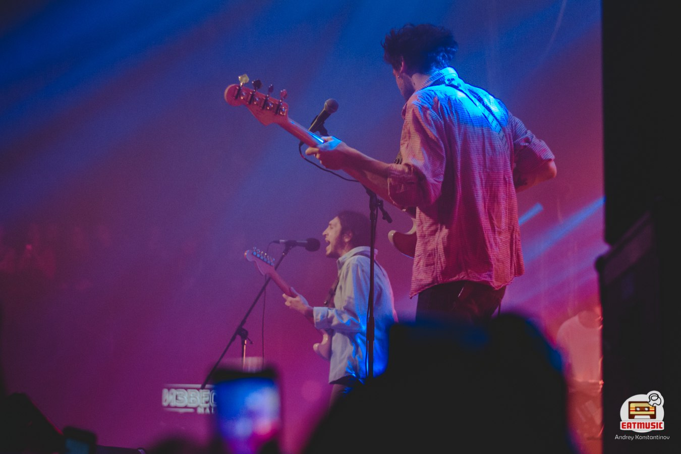 Как прошел традиционный весенний концерт группы «Валентин Стрыкало» в Москве? Андрей Константинов