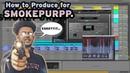 Making a Beat Like MURDA BEATZ: Aggresive 808 Dope Sirens! (Smokepurpp Bless Yo Trap Producer)