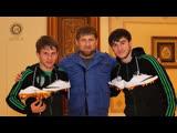 Поздравляю дорогого ПЛЕМЯННИКА Халида Кадырова с днем рождения!