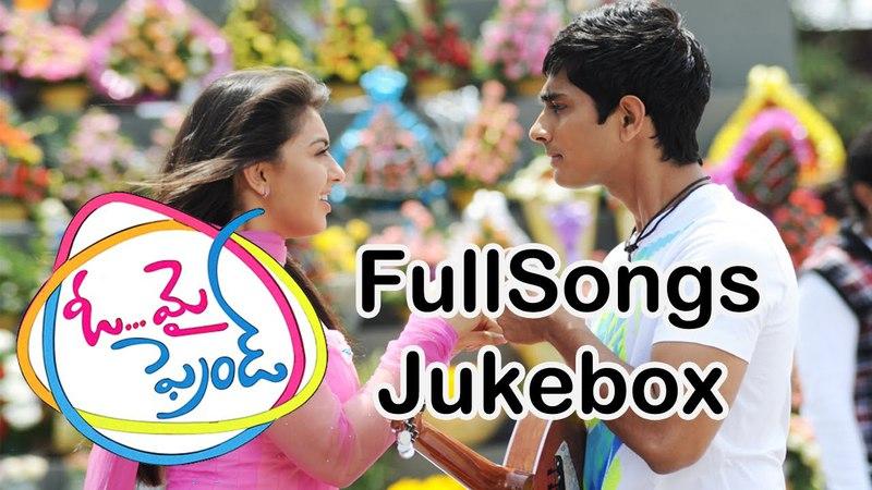 Oh My Friend Movie Full Songs || jukebox || Siddharth,Shruthi Hasan, Hansika