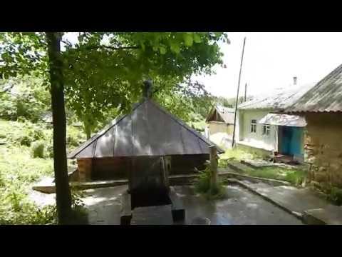 Св. Источник Серафима Саровского с.Паревка Инжавиского района Тамбовской области 2017 год