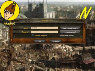 NoobaS:Играет Age of Empires III с Медведем #1