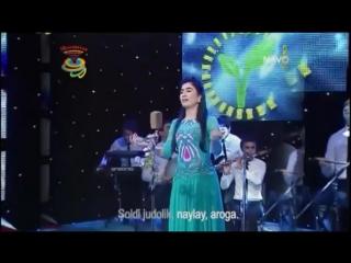 Gulasal Abdullayeva - Ul dilraboga Oxshaydi ku Гуласал Абдуллаева - Ул дирабога DH+