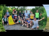 Шикарный Отдых на берегу реки Десна с компанией #sunriders