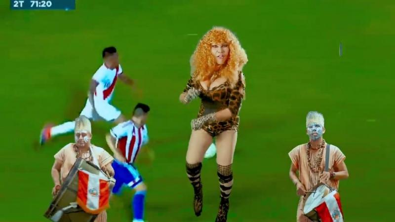 La Tigresa del Oriente - La Reina del Mundial