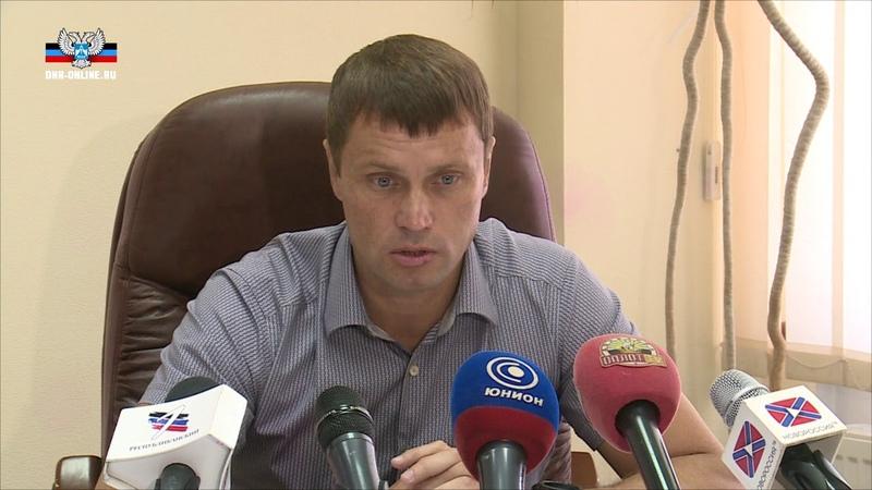 В ДНР идет восстановление лифтового хозяйства - Сергей Наумец