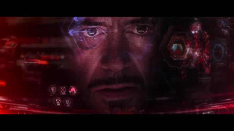 Fragments_☆ Первый Мститель_ Противостояние☆ — Тони Старк против Стива Роджер