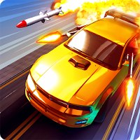 Установить  Fastlane: Road to Revenge [Мод: много денег]