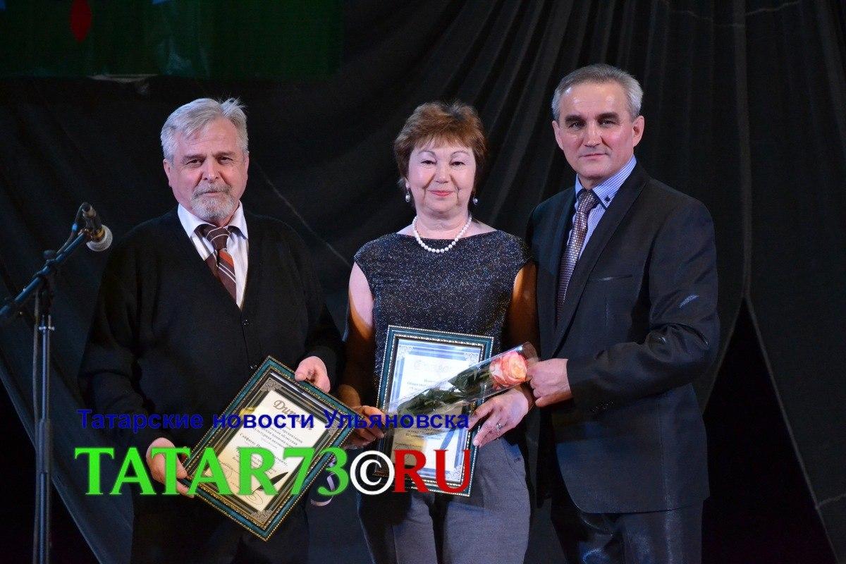 Авторы книги о Закире Кадыри Рамзия Вильданова и Ирек Сайфиев