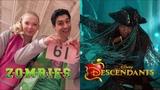 Disney Z-O-M-B-I-E-S Fired up x What's my Name