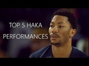 TOP 5 Haka Performances