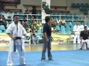 Sensei Artemio Mancol vs Muay Thai