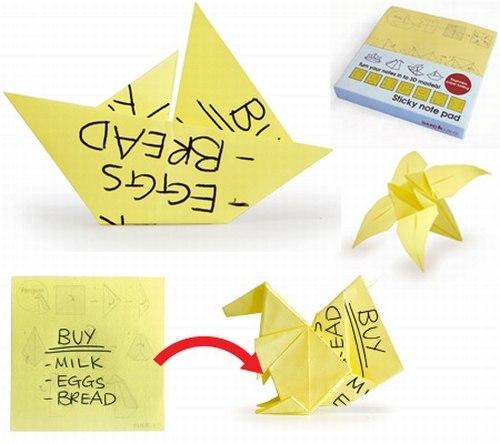 вещи, связанные с оригами