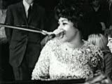 Aretha Franklin. Dr. Feelgood, 28-4-1968, Concertgebouw, Amsterdam