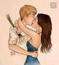 — Ты его любишь?