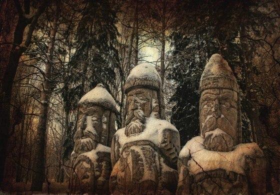 Древняя история Славян вызывает интерес.