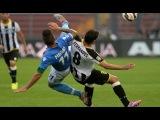 Чемпионат Италии-2015. 3-й тур. Удинезе-Наполи 1-0 Обзор матча 21.09.2014