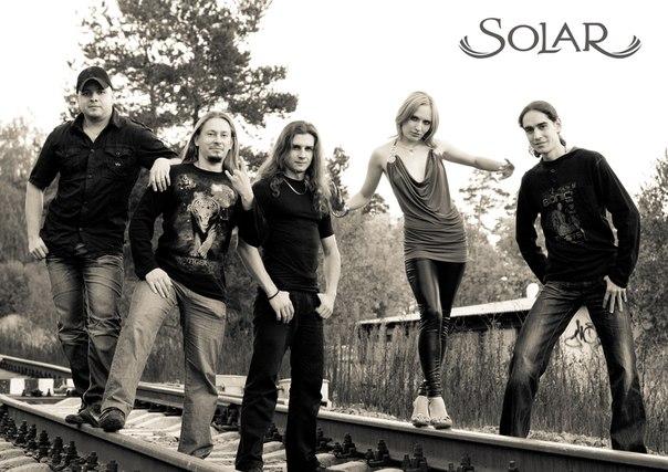 Новые демо-треки SOLAR