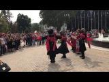 Фолк-группа Маруся выступает на Дне города Краснодара