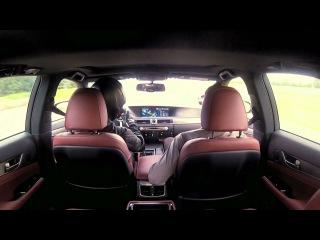 Почувствуй свыше 120 ударов в минуту в Lexus GS Hybrid