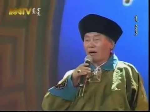 LongsongJahaan-Sharga(Inner-Mongolian SingerTogtokh)