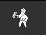 Как выглядит анимация Vault Boy в Fallout 4: New Vegas.