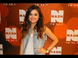 Lucy Hale Private Performance at NASH FM 94.7