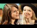 Larkin Poe Performs