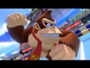 Король джунглей выходит на корт Mario Tennis Aces