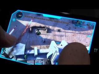 Halo: Spartan Assault for Windows Phone 8 @E3 2013