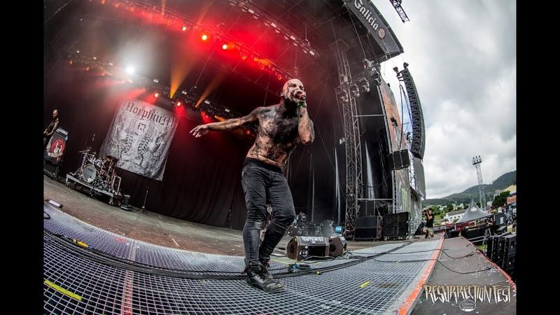 Morphium Live at Resurrection Fest EG 2017 Full Show