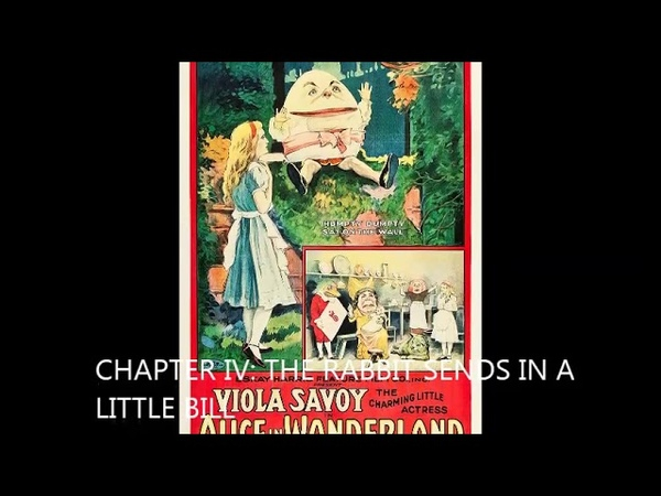 Learn English through story Alices adventures in wonderland chap 3 4