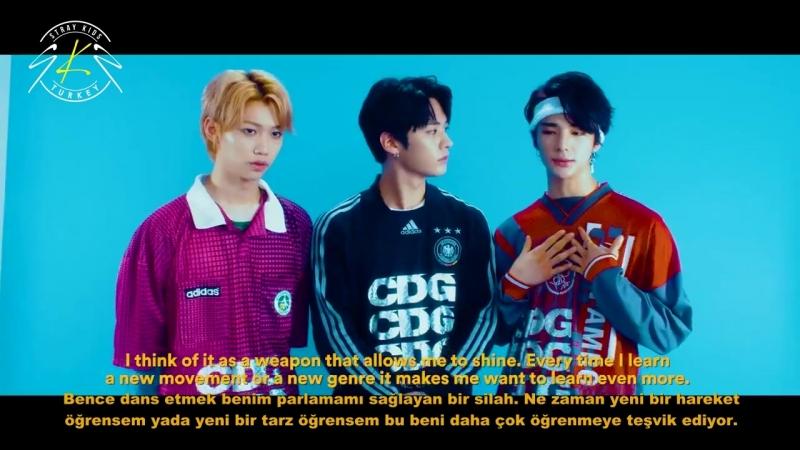 [Türkçe Altyazılı] Felix, Hyunjin ve Lee Know My Pacein Arkasındaki Anlamı Açıklıyor